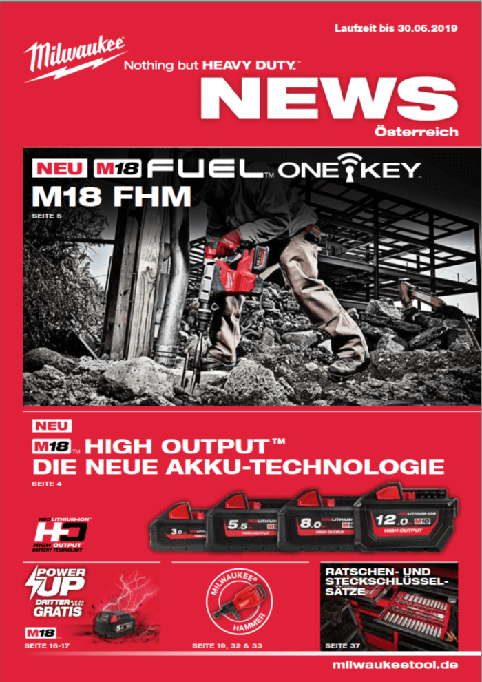 Heavy Duty News Q1-Q2 2019